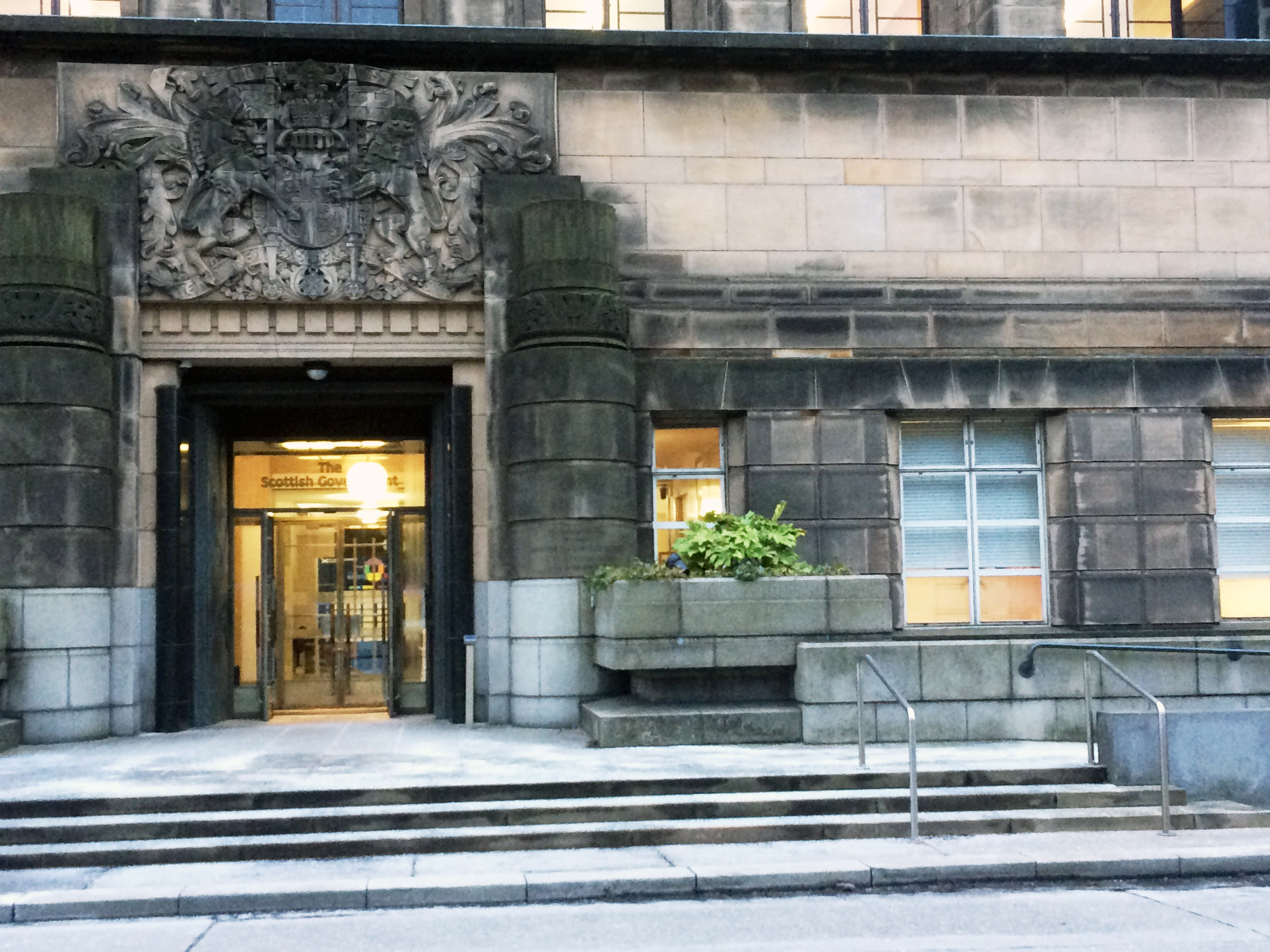 Scottish Government Building